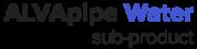 ALVApipe Water Sub - Product Logo
